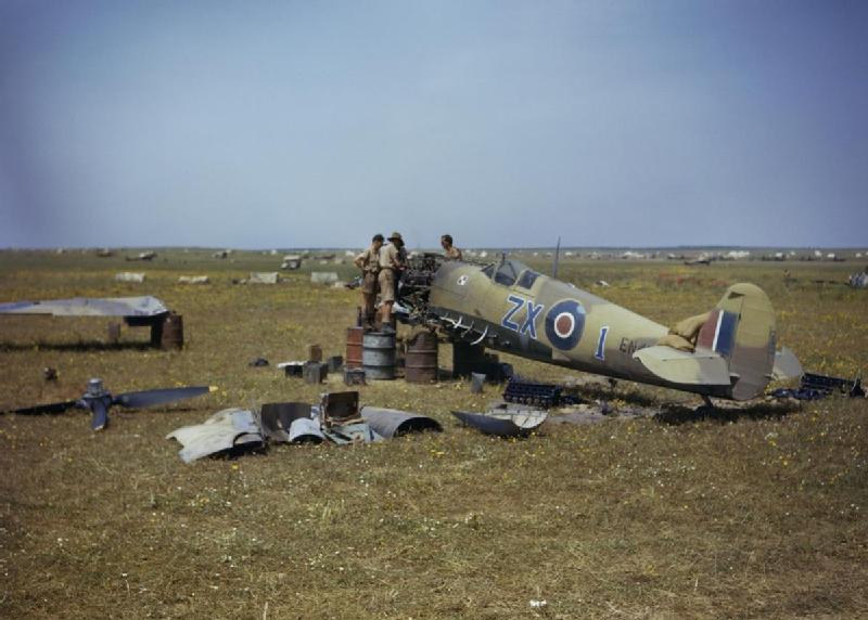 21 photographs of wwii plane wrecks crashes
