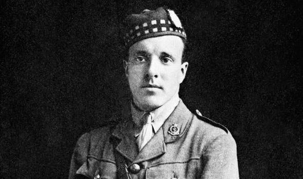 Captain Noel Godfrey Chavasse