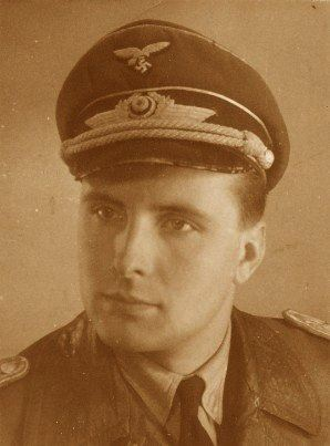 Photo Luftwaffe Pilot Heinz Migeod
