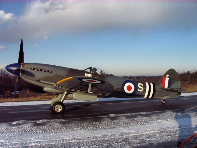 Vickers Supermarine Spitfire for sale
