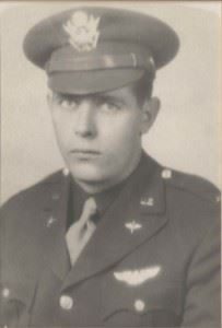 Army Air Forces 1st Lts. William D. Bernier, 28, of Augusta, Mont.