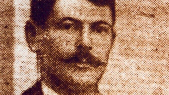 Portrait Lucien Bersot
