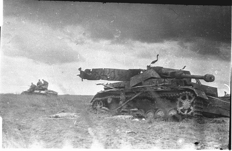 The German Panzerkampfwagen IV