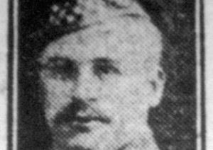 Private James Eadie was a miner at Craigend Colliery before heading to the theatre of war