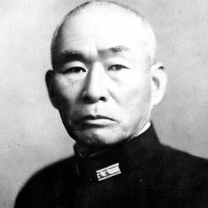 Admiral Takeo Kurita