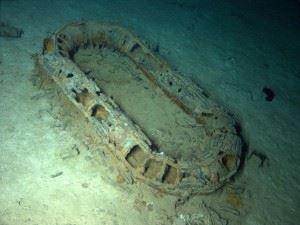 Sydney Carley float (Credits: Western Australian Museum)