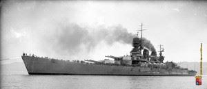 Battleship Roma - Corazzata Roma - Italian Navy