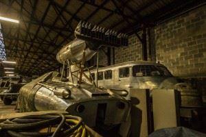 Extraordinary Aerotrain Experimental 02