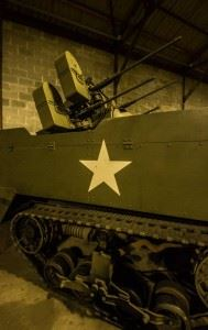 Half Track M16 Gun Carriage