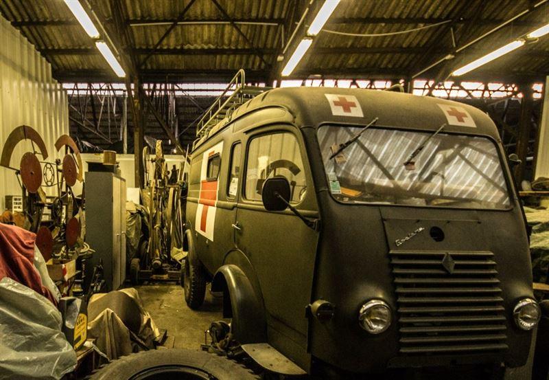 Renault Goelette Ambulance