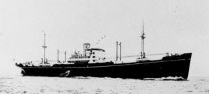 Fujikawa Maru before the Second World War. (Credits: Wikimedia Commons)