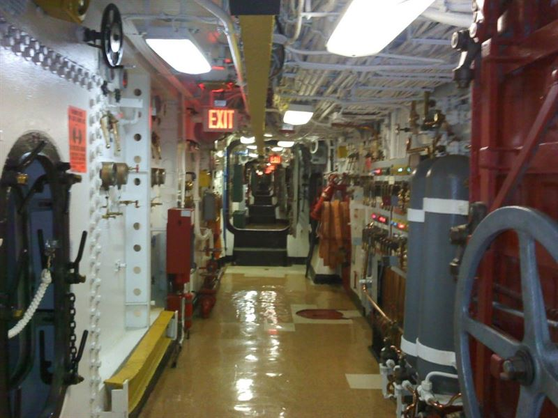 USS New Jersey - 8 - Broadway