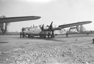 755th Bomb Squadron, 458th bomb Group, 8th Air Force.