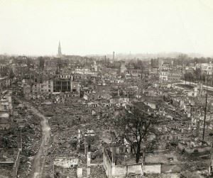 Another Obliterated German town (#P18)