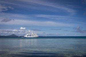 The Odyssey at Truk Lagoon. (Credits: Brandi Mueller)