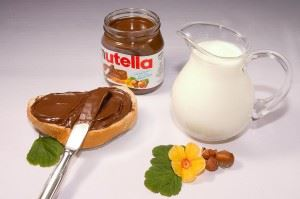 Nutella (Via: Wikimedia Commons / A. Kniesel)