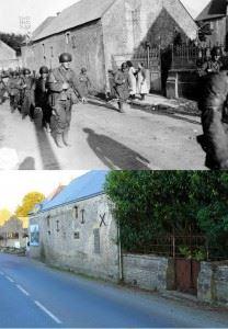 Colleville-sur-Mer 1944-2015