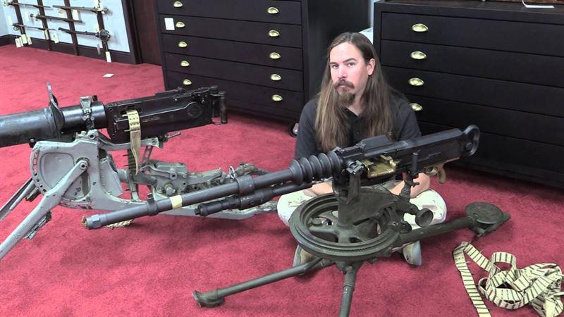 Heavy Machine Guns of WWI