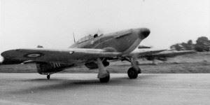 Hurricane RF-E P3700 (Credits: Polish Embassy UK)