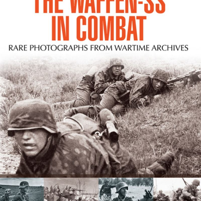 Waffen-SS in Combat - Bob Carruthers