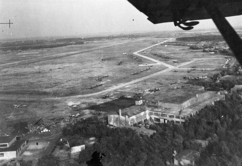 Luftwaffe Airfield Lübeck