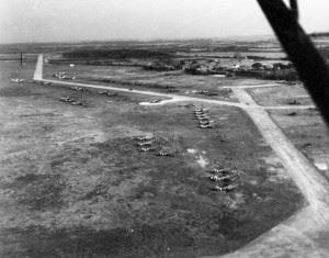 Former Luftwaffe Airfield Lübeck