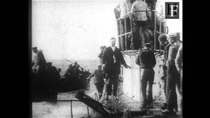German WWI Submarine Film