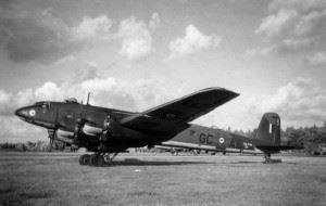 Junker 388 - Former Luftwaffe Airfield Lübeck