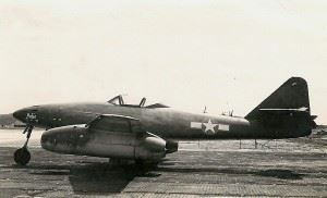 Messerschmitt Me262 - Bodensee, 1946. W.Nr. 113332. Flown from Lechfeld, Germany to St. Dizier/ Melun (Villaroche), France by Col. Harold E. Watson on the 4th of june 1945. Handed over to the French government for testing. (Credits: Eric Sallard)