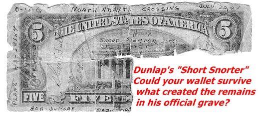 Dunlap Short Snorter
