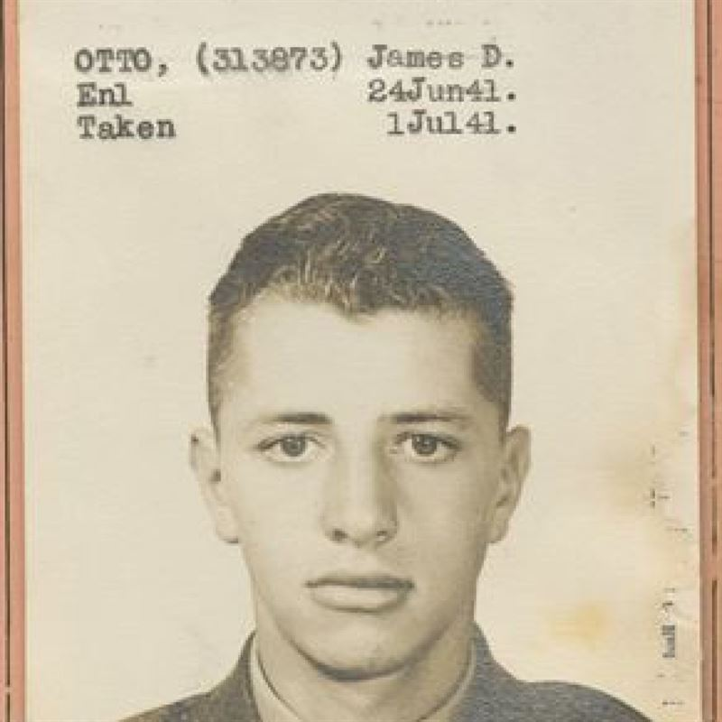 US Marine James D. OTTO
