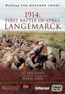 1914 First Battle of Ypres Langemarck