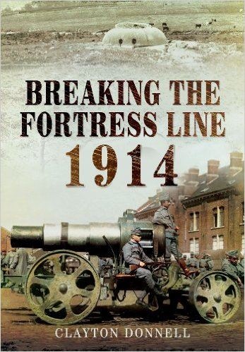 Book Breaking the Fortress Line