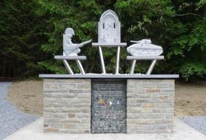 Bois Jacques Monument