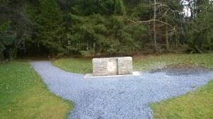 Dismantled Bois Jacques Monument