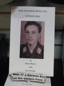BOOK of Hans Meyer, former Luftwaffe Pilot