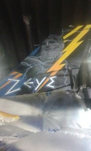 F-16 Fighting Falcon Zeus - 19
