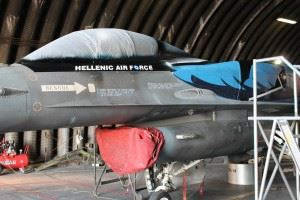 F-16 Fighting Falcon Zeus - 25