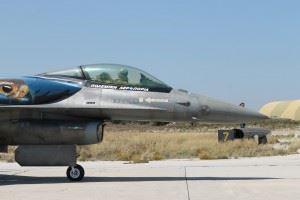 F-16 Fighting Falcon Zeus - 30