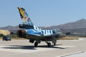 F-16 Fighting Falcon Zeus - 31