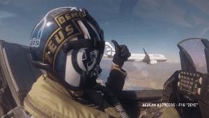 F-16 Fighting Falcon Zeus - 35