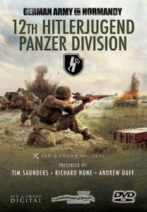 German Army In Normandy - 12th Hitlerjugend Panzer Division