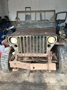 Willys MB - Normandy