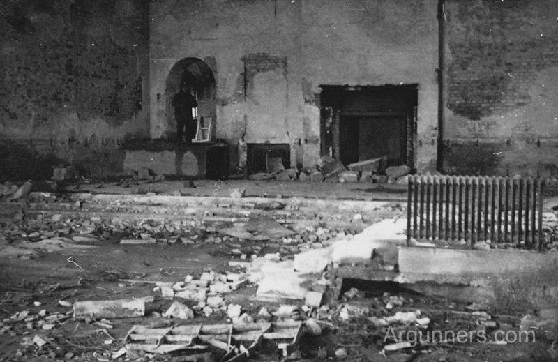 Unseen Pictures From Hitler S Berghof In Ruins