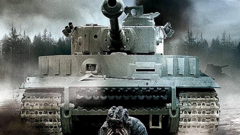 Screenshot White Tiger Tank Movie