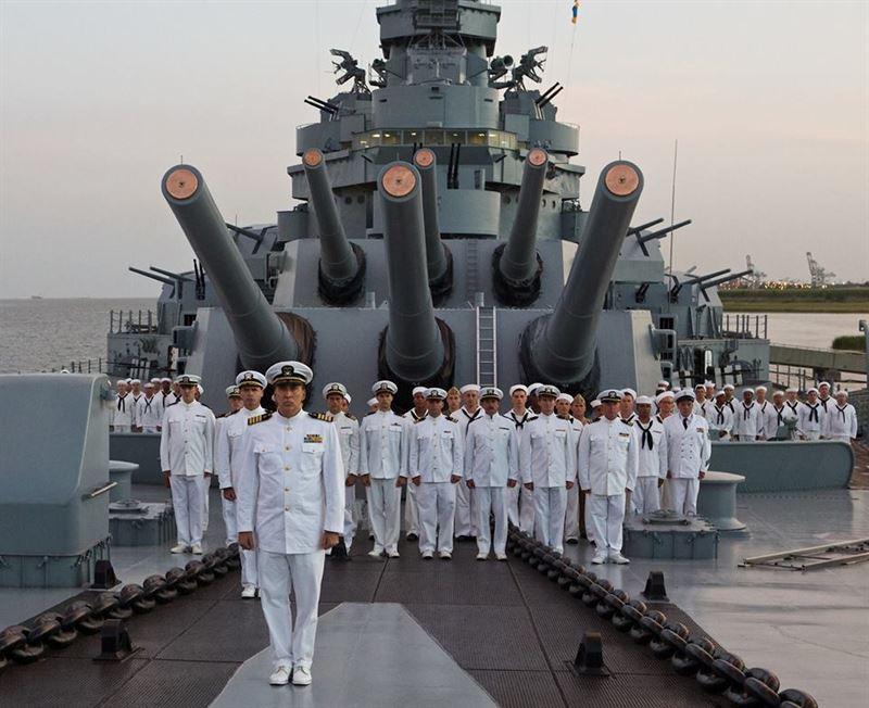 USS Indianapolis - Men of Courage screenshot