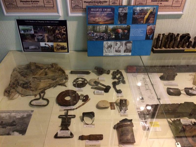 Bunker Museum Antwerpen - 4
