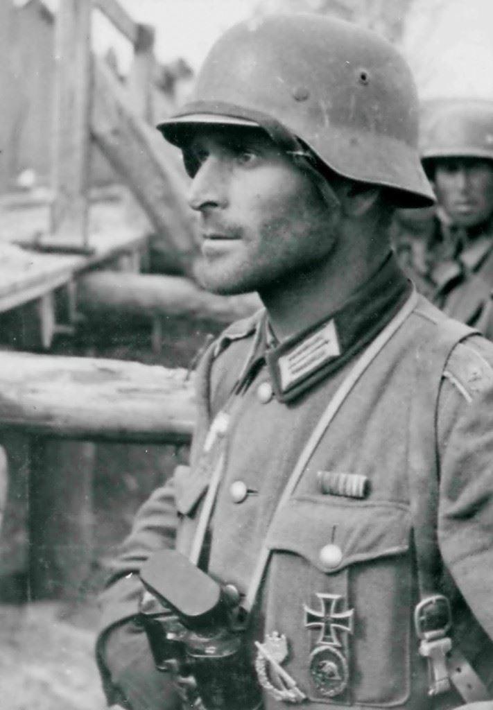 Hauptmann Friedrich Winkler