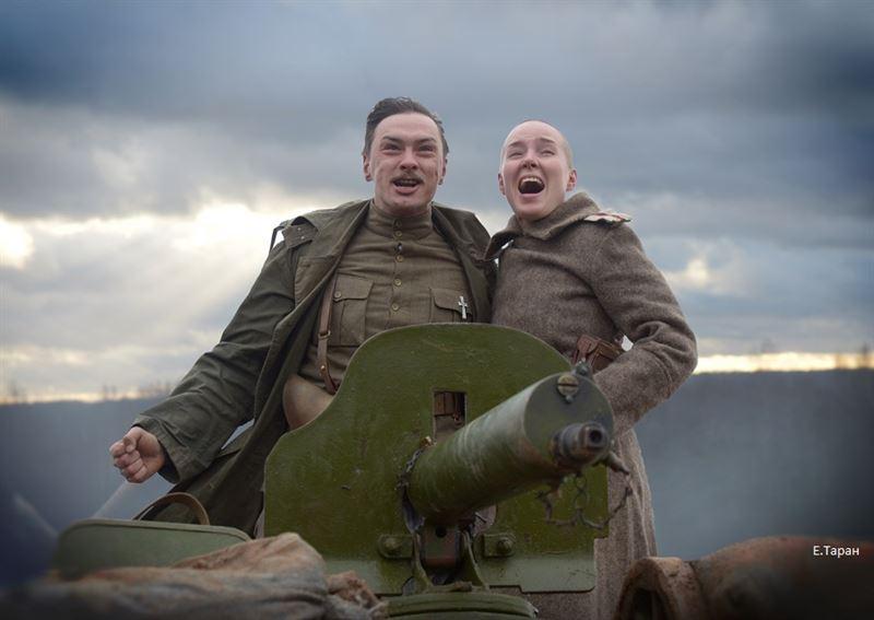"""Batalon (""""Bataillon"""") - a Russian World War 1 Movie"""