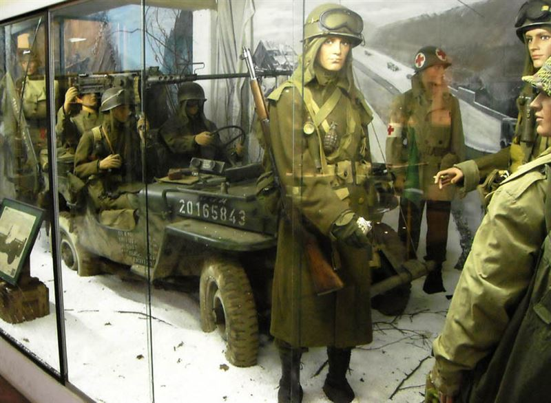Battle of the Ardennes Museum (Credits: Euro T Guide)
